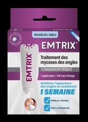 Emtrix Traitement Mycose De L'ongle, Stylo 10 Ml.